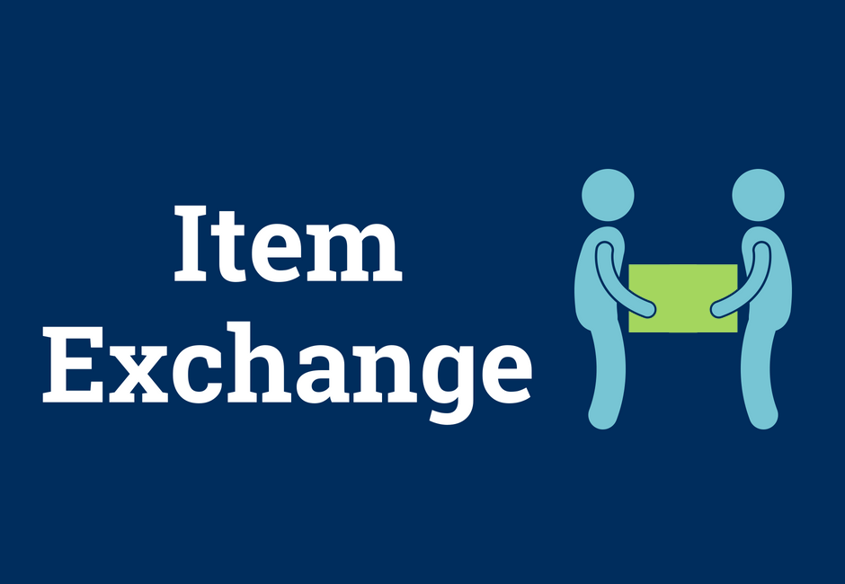 Go to Item Exchange