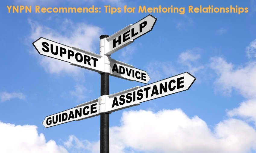 mentor ynpn recommends tips