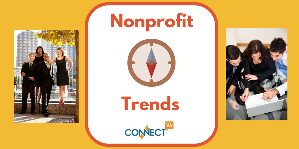 Nonprofit Trends on ConnectVA