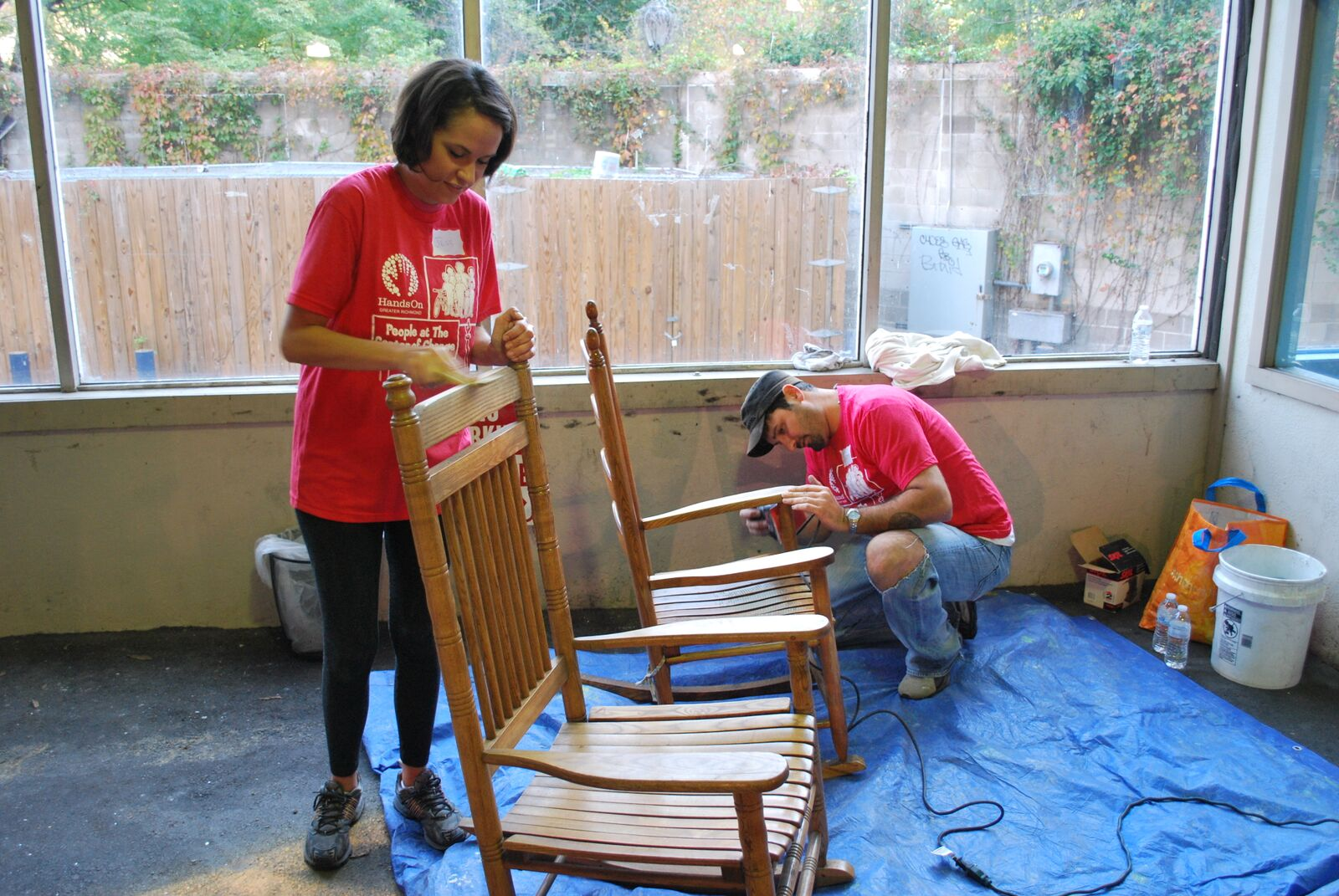 News from the community 60 nonprofits to benefit from volunteer handson day will also feature do it yourself diy projects and drop in projects so volunteers solutioingenieria Image collections
