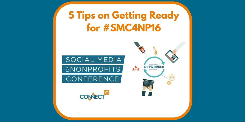 5 Tips for Preparing for #SMC4NP16