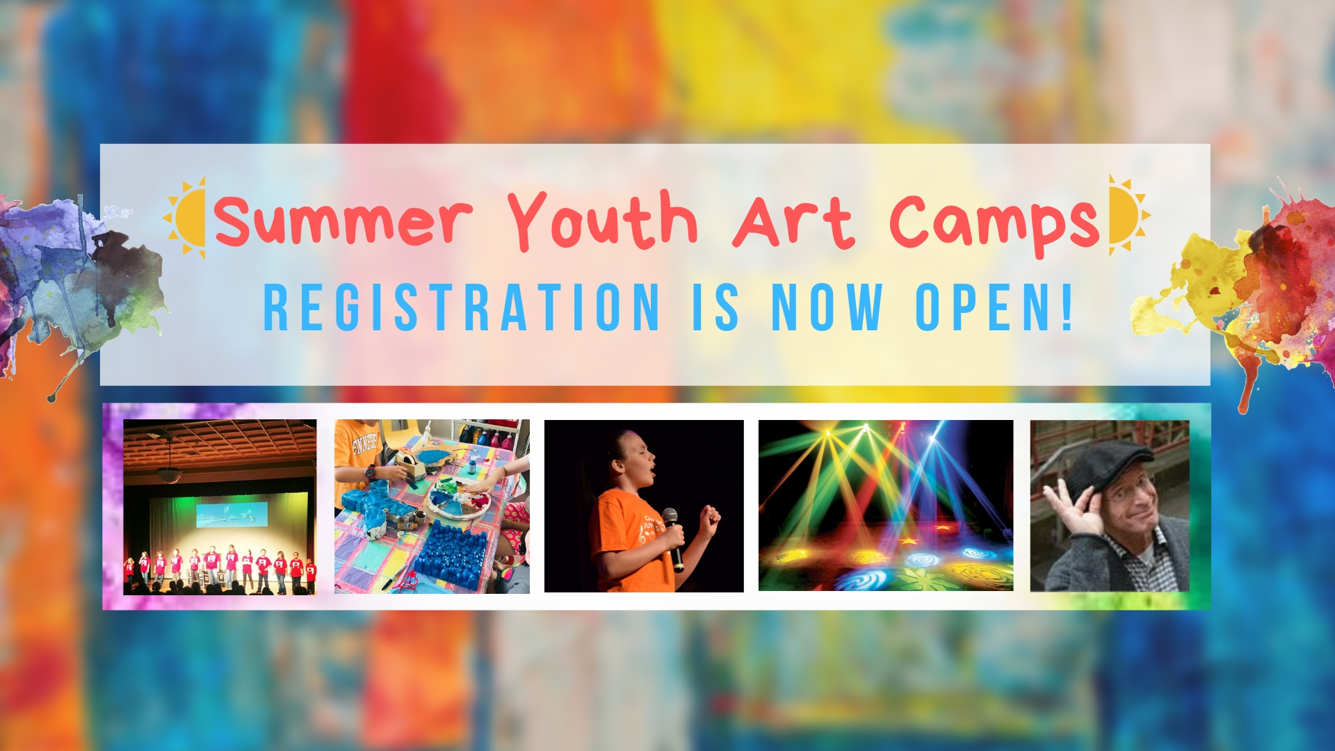 Summer Youth Arts Camps