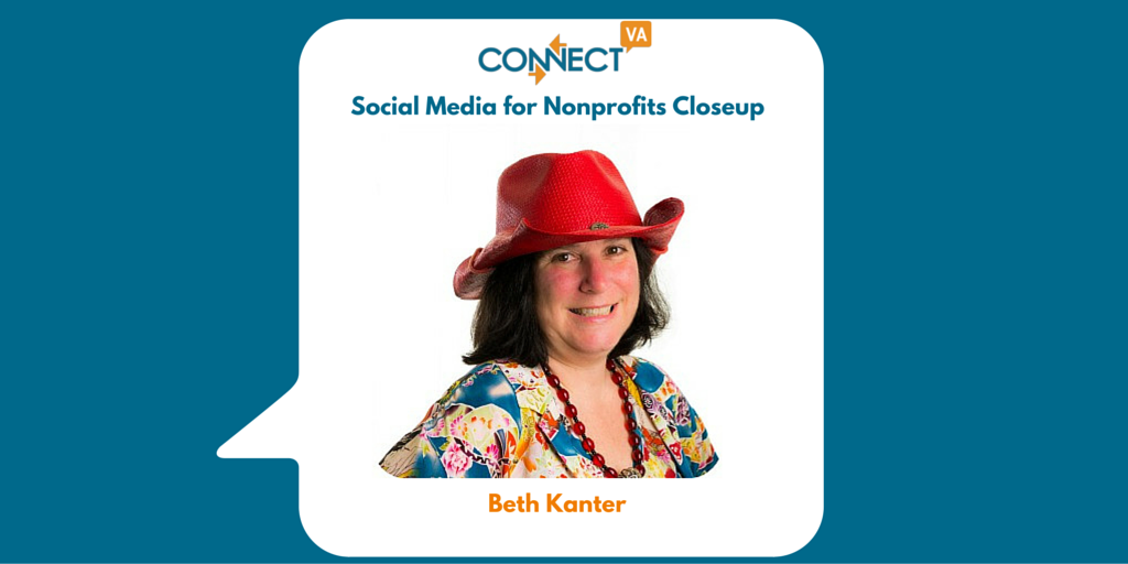 ConnectVA Spotlight Beth Kanter