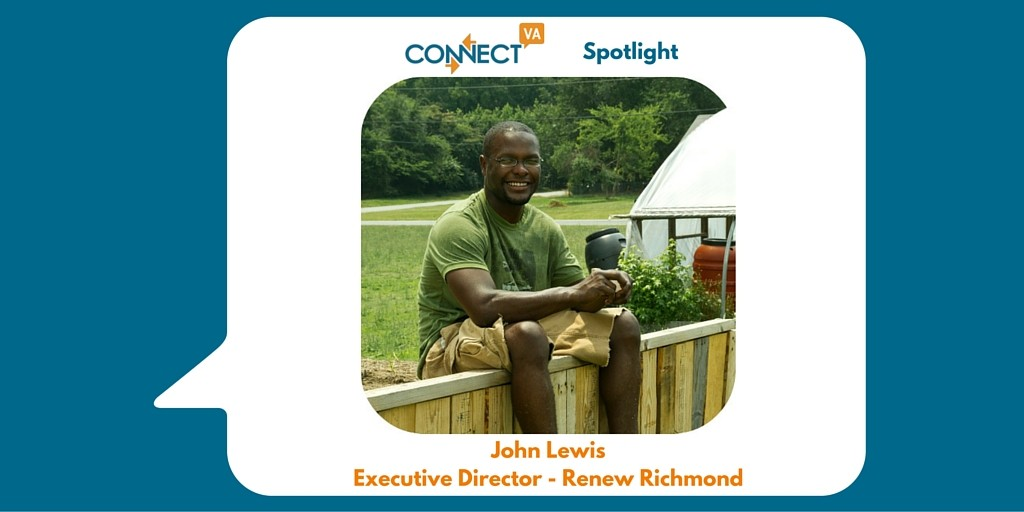 ConnectVA Spotlight John Lewis
