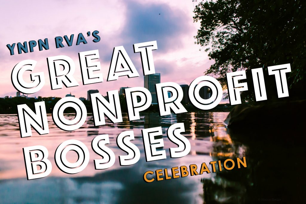 YNPN RVA's Great Nonprofit Bosses