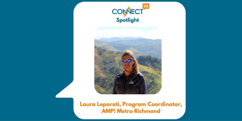 Laura Leporati AMP! Metro Richmond