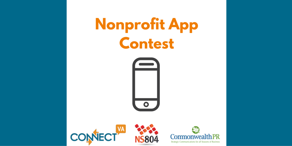 Nonprofit App Contest Graphic