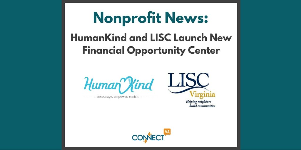 HumanKind and LISC Virginia Launch New FOC
