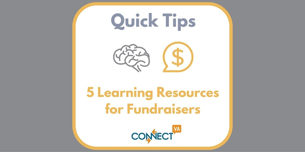 5 Resources for Fundraisers