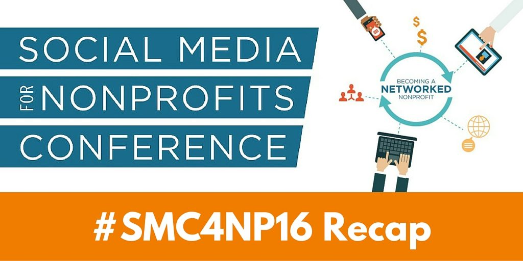 Social Media for Nonprofits Conference 2016