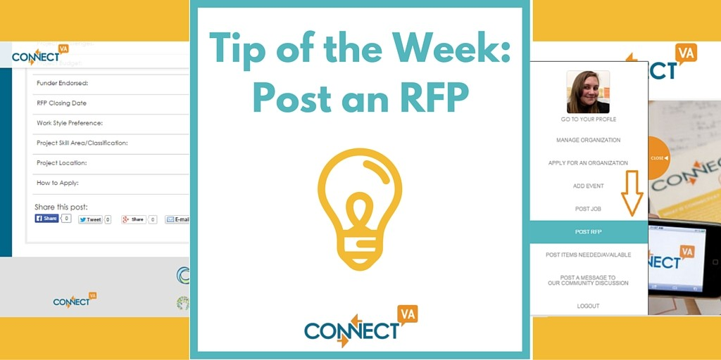 Tip of the Week RFP