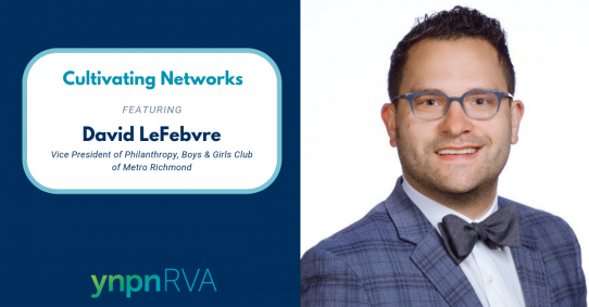 Cultivating Networks with David LeFebvre
