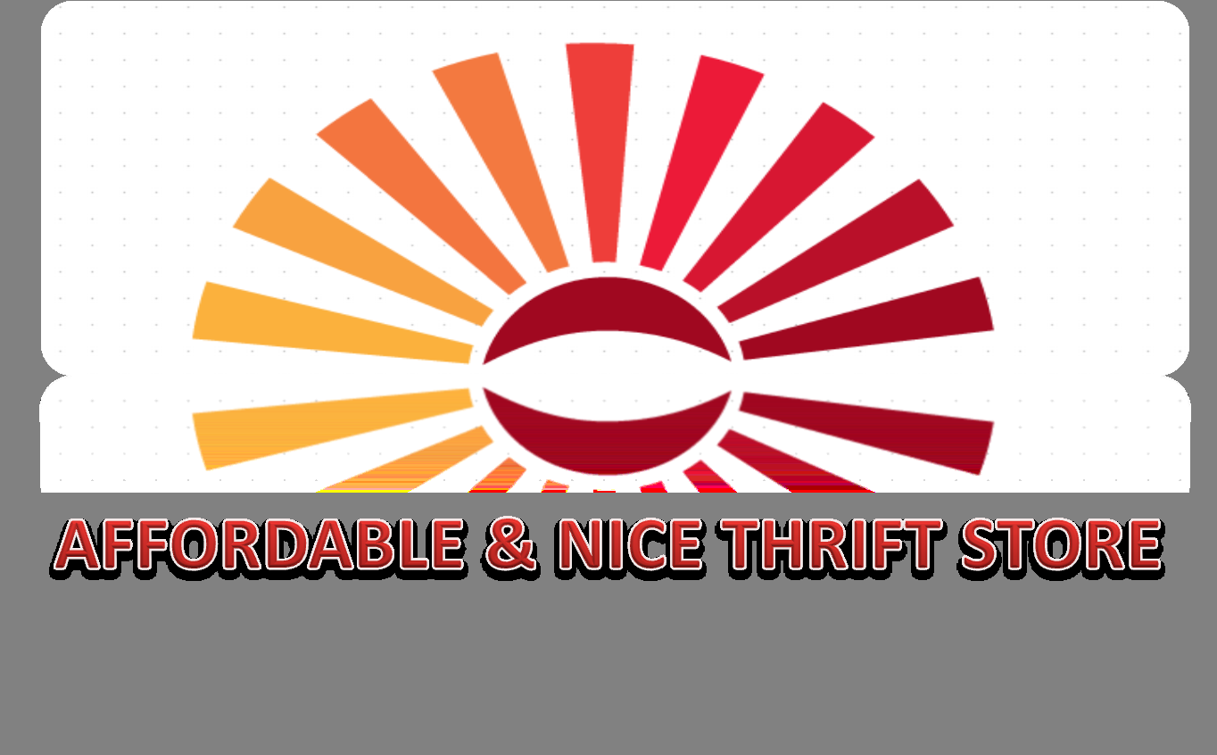 Group logo of Affordable & Nice Thrift Store