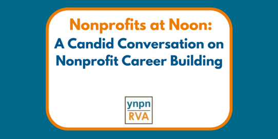 Making the Right Moves: A Candid Conversation on Nonprofit Career Building