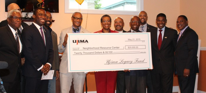 ujima find funding