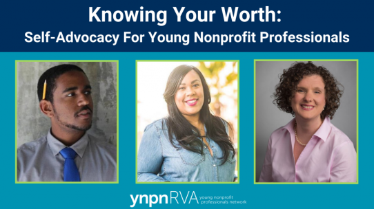Knowing Your Worth: Self-Advocacy for Young Nonprofit Professionals